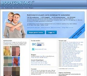 Bodycontact om