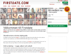 FirstDate.se