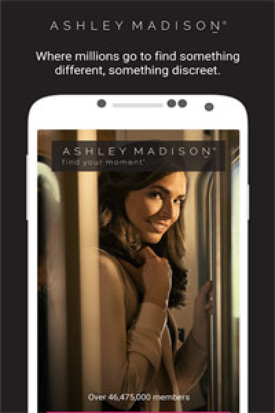 Ashley Madison-appen