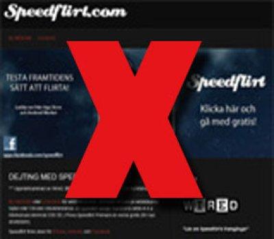Speedflirt.com appar