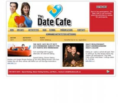 The Date Cafe