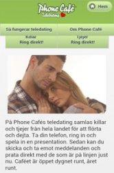 bästa dating appen erotik örebro