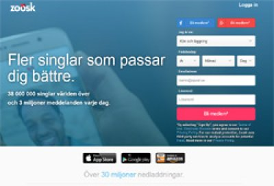Zoosk dating gratis sökning